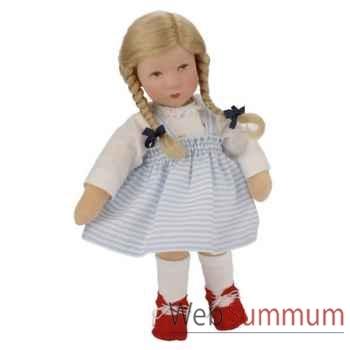 Poupée collection Kathe Kruse®  - Modèle Daumlinchen Kathl  blonde - 25707