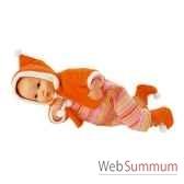 kathe kruse poupee mini bambina escargot 33 cm 36659