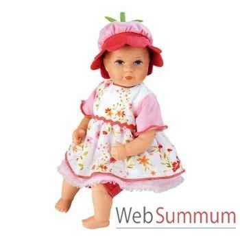 Kathe Kruse®  - Poupée Mini Bambina Fleur, 33 cm - 36655 6