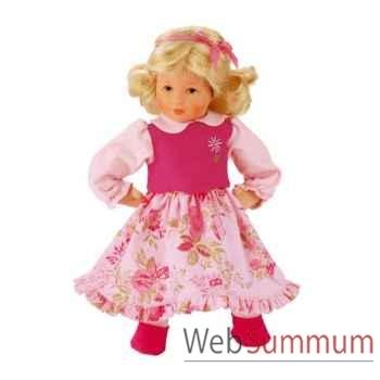 Kathe Kruse®  - Poupée Enfant du Bonheur Franziska, 39 cm - 42705