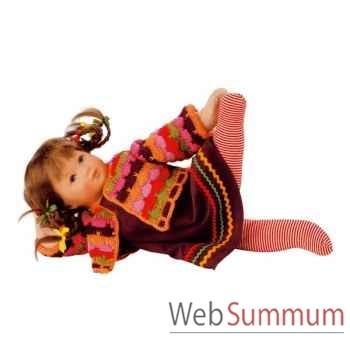 Kathe Kruse®  - Vetements Antonia pour poupée Enfant du Bonheur - 42708