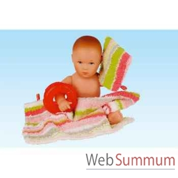 Kathe Kruse®  - Set de Bain pour poupée Barboton - 30740