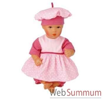 Kathe Kruse®  - Vetements Angelina pour poupée Barboton - 30702