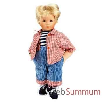 Kathe Kruse®  - Vetements Egon pour poupée Enfant du Bonheur - 42602