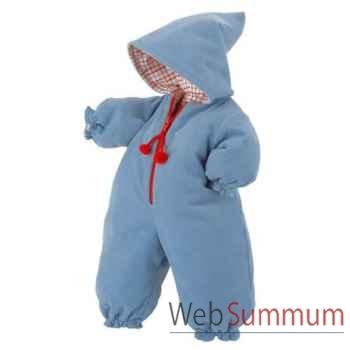 Kathe Kruse®  - Vetement pour poupée Kikou salopette de neige - 39753