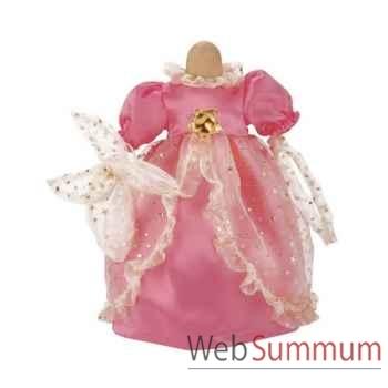Kathe Kruse ® - Vetements Fée d\'or pour poupée de 24 à 27 cm - 33861