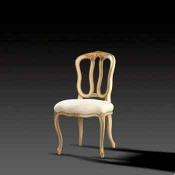 Chaise louis xv liégeoise Massant -L15ED1