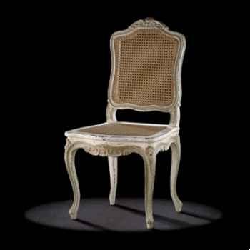 Chaise louis xv lyonnaise Massant -L15T13