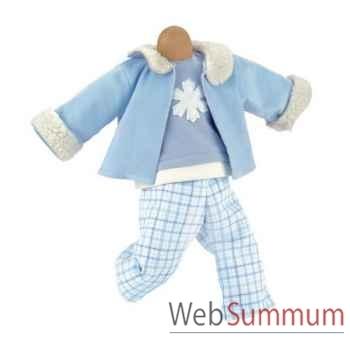 Kathe Kruse® - Vetements neige pour poupée de 24 à 27 cm - 33857