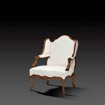 Grand fauteuil en confessionnal Massant -L15TF28