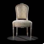 chaise louis xvi ruban massant l16t11