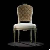 chaise louis xvi ruban dos canne massant l16t11 1