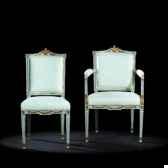 chaise louis xvi vallee du rhin massant l16t12
