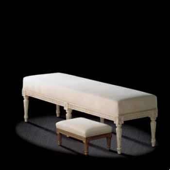 Banquette louis xvi Massant -L16TB3