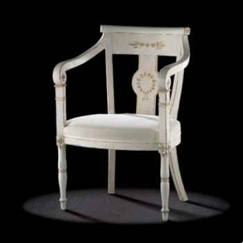 Fauteuil charles x Massant -C10TF15