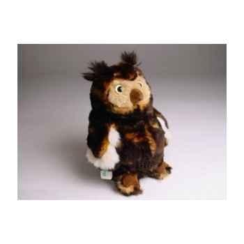 Peluche Medium  hibou 20 cm Piutre -2578