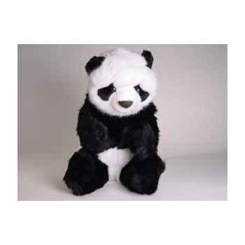 Peluche assise panda 50 cm Piutre -2179