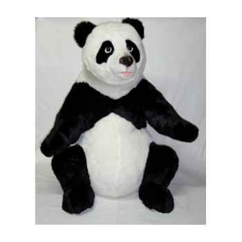 Peluche assise panda 105 cm Piutre -2196