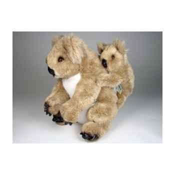 Peluche Koala et son bébé 40 cm Piutre -2672