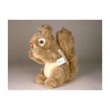 Peluche assise écureuil 26 cm Piutre -2637