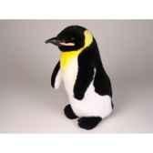 peluche pingouin 32 cm piutre 2545