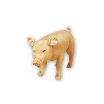 Peluche debout cochon 130 cm Piutre -2416