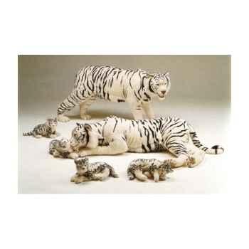Peluche tigre de sibérie 200 cm Piutre -2530