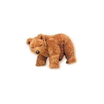 Peluche debout ours grizzly 45 cm Piutre -2103