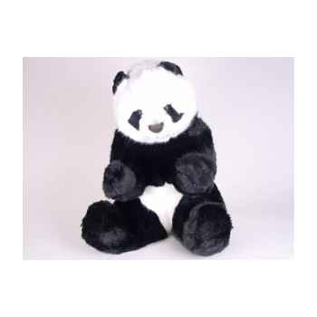 Peluche assise panda 60 cm Piutre -2178