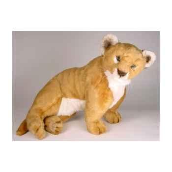 Peluche assise lion 55 cm Piutre -2505