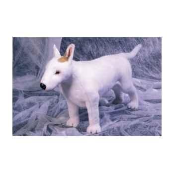 Peluche debout bull terrier 65 cm Piutre -3325