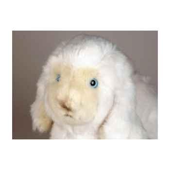 Peluche allongée mouton 35 cm Piutre -713