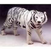 peluche debout tigre de siberie 200 cm piutre 2528