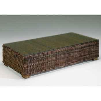 Table Rectangulaire Manosque Croco - Kok512C