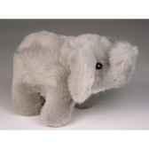 peluche miniature elephant 15 cm piutre 4260