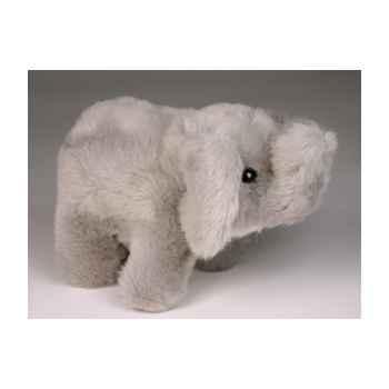 Peluche Miniature éléphant 15 cm Piutre -4260