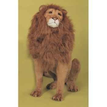 Peluche assise lion 120 cm Piutre -2501