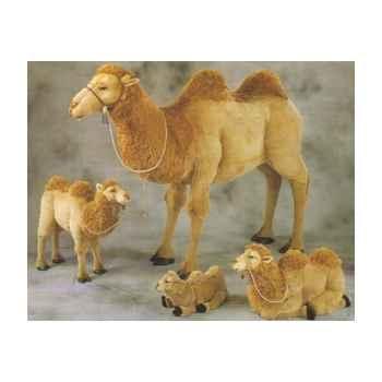 Peluche debout chameau 195 cm Piutre -2556