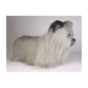 Peluche debout skye-terrier 60 cm Piutre -1268
