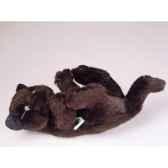 peluche chaton qui joue 20 cm piutre 2443