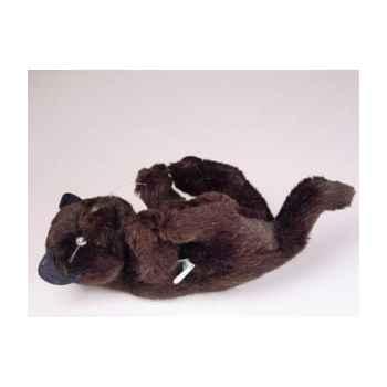 Peluche chaton qui joue 20 cm Piutre -2443