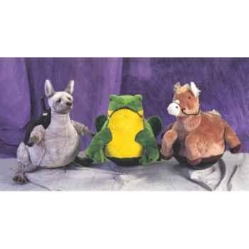 Peluche Magic grenouille cm Piutre -G096