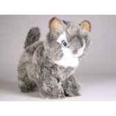 peluche debout chat soriano 30 cm piutre 320
