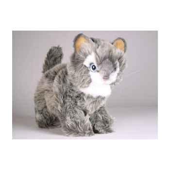 Peluche debout chat soriano 30 cm Piutre -320