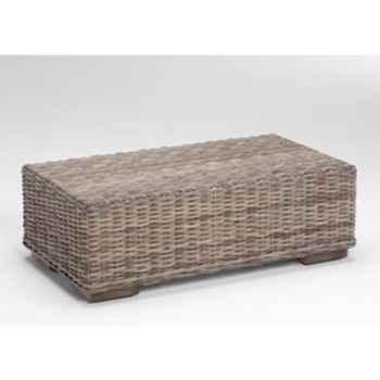 Table Rectangulaire Manosque Kooboo Gris - Kok517G