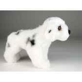 peluche debout mascotte dalmatien 20 cm piutre 4255