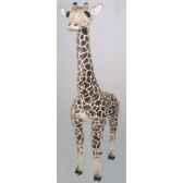 peluche debout giraffe 195 cm piutre 2569