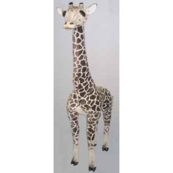 Peluche debout giraffe 195 cm Piutre -2569