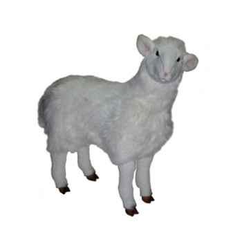 Peluche debout mouton 100 cm Piutre -2406