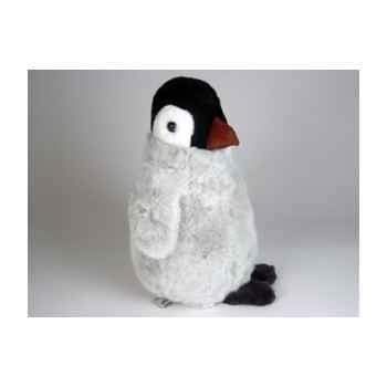 Peluche debout pingouin 35 cm Piutre -4841